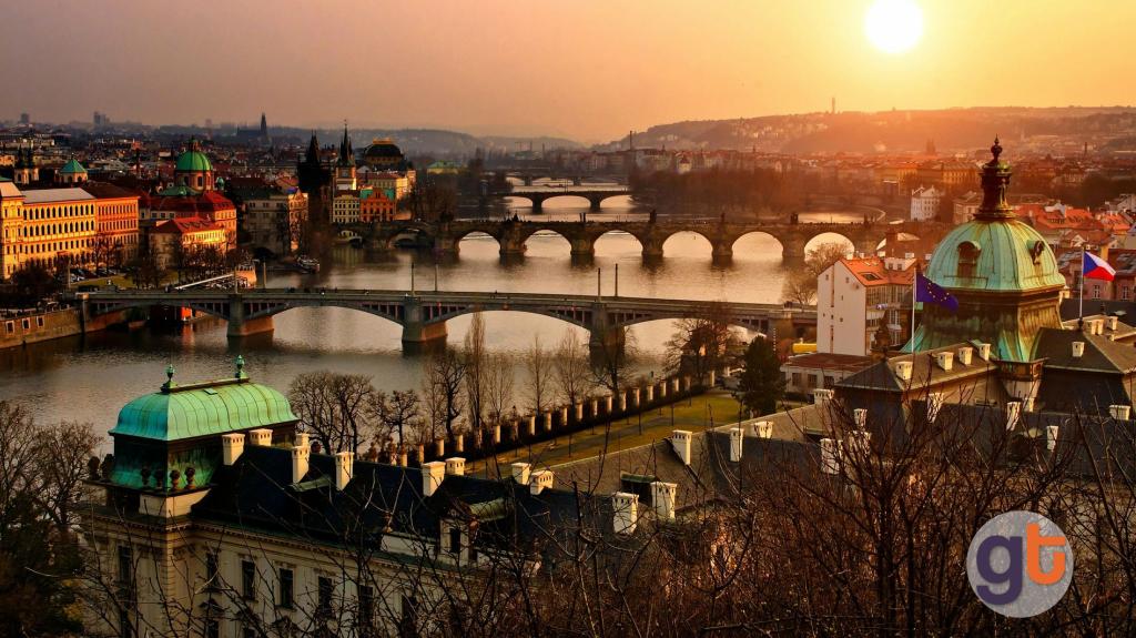 15 наиболее интересных отелей в Праге по мнению российских путешественников
