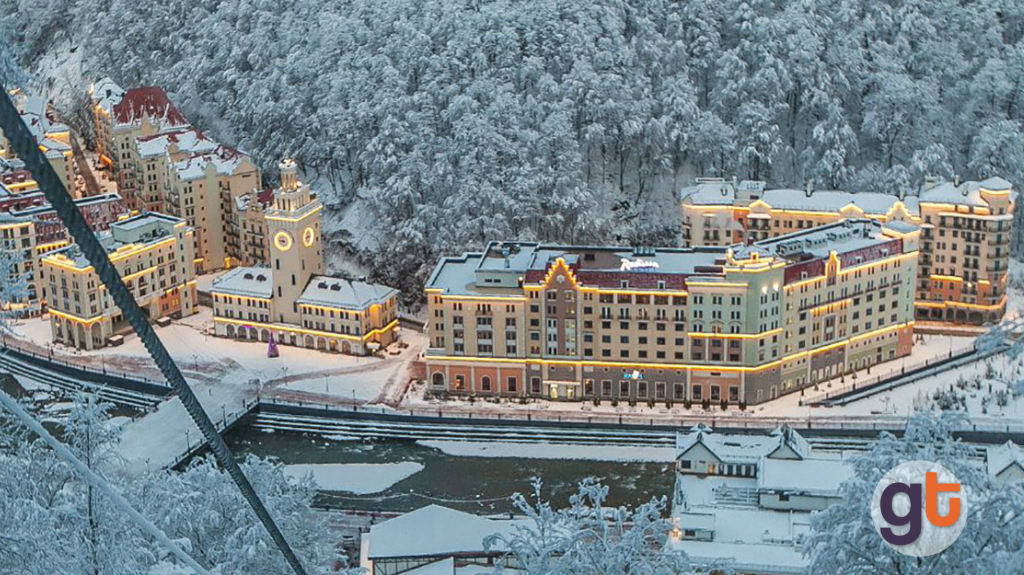 Подборка лучших семейных отелей в Сочи
