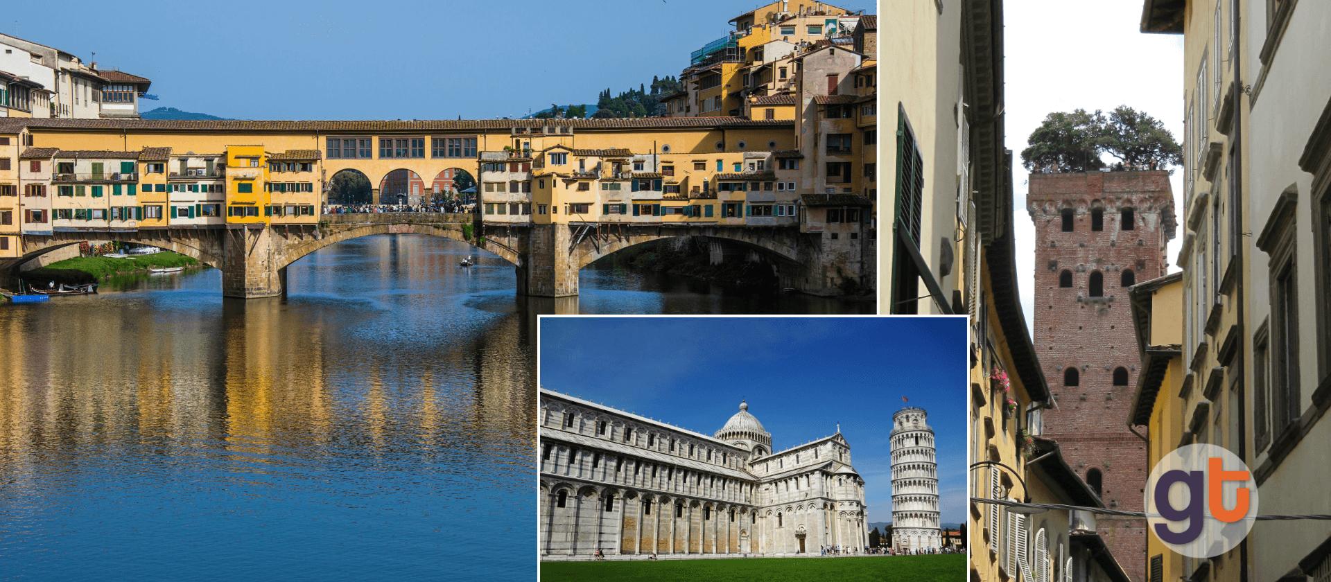 8 дней в романтической Тоскане с 22.05.17 по 29.05.17
