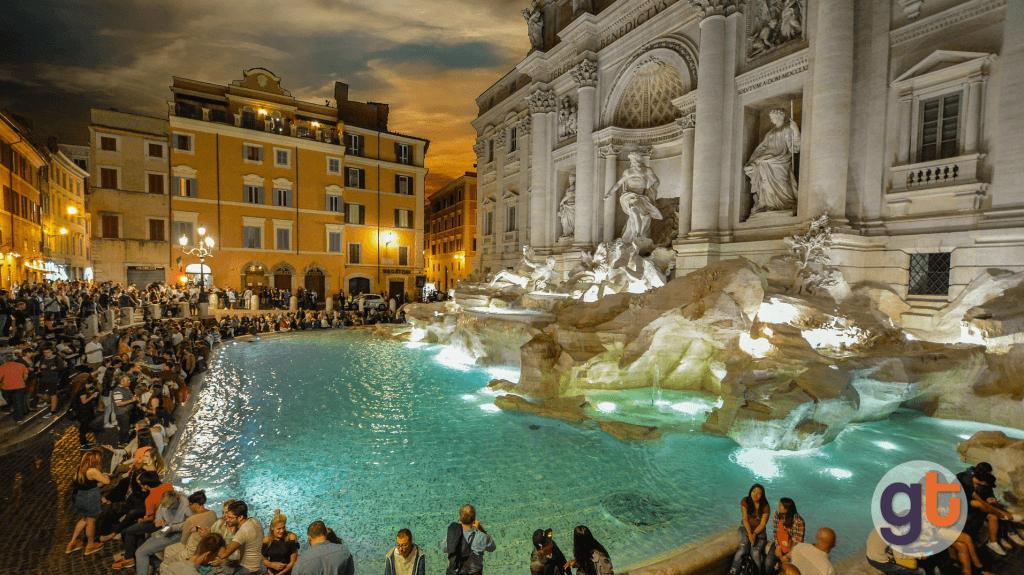 3 чудесных места в Риме, где дети не будут скучать