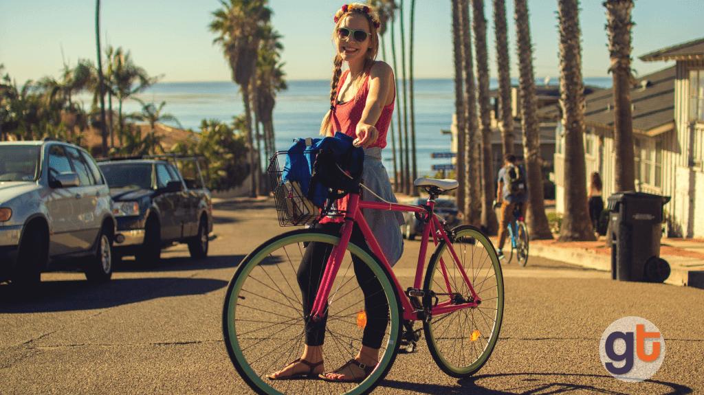 5 самых лучших мест в Европе для отдыха на велосипеде