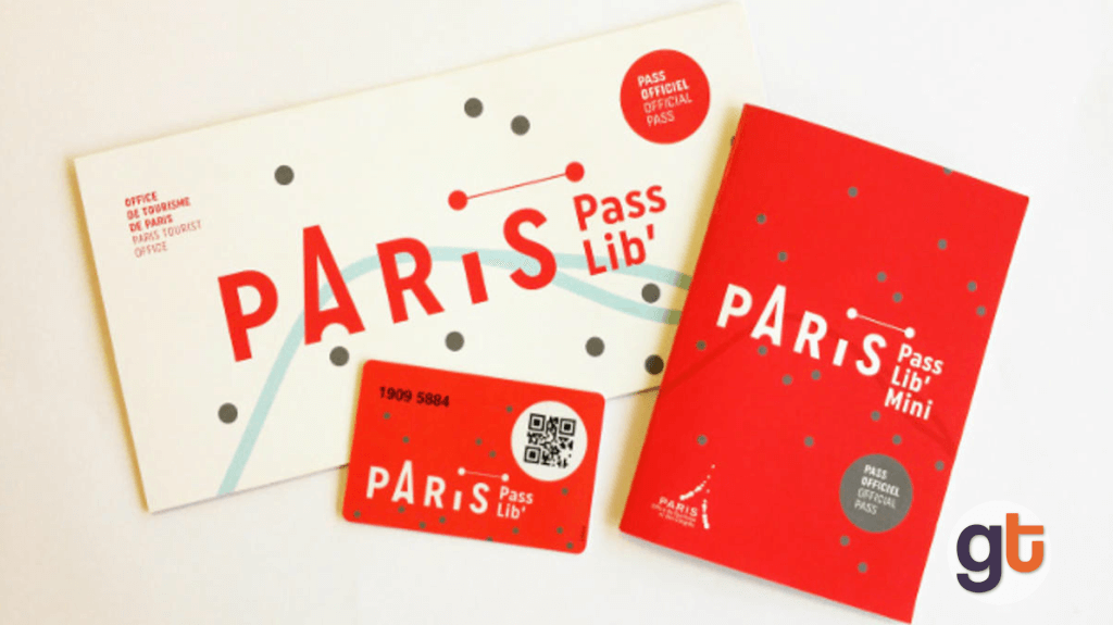 Единый пропуск Paris Pass в Париже, Франция